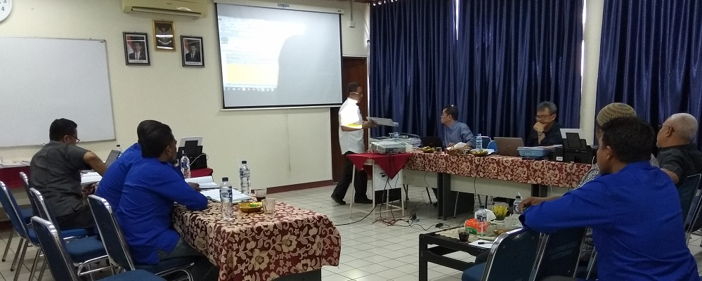 Di Hari Kedua, Proses Penilaian Akreditasi TRM JTM PNL Masih Berlangsung Lancar